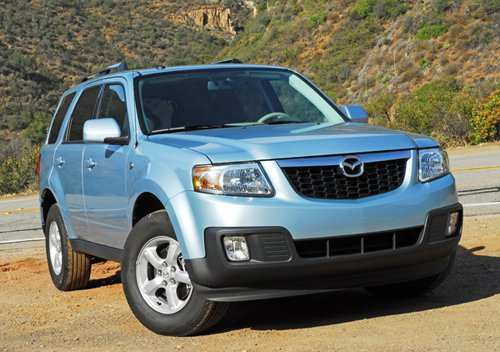 46 A 2019 Mazda Tribute Performance