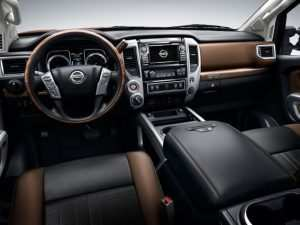 46 A 2019 Nissan Titan Interior Release Date and Concept