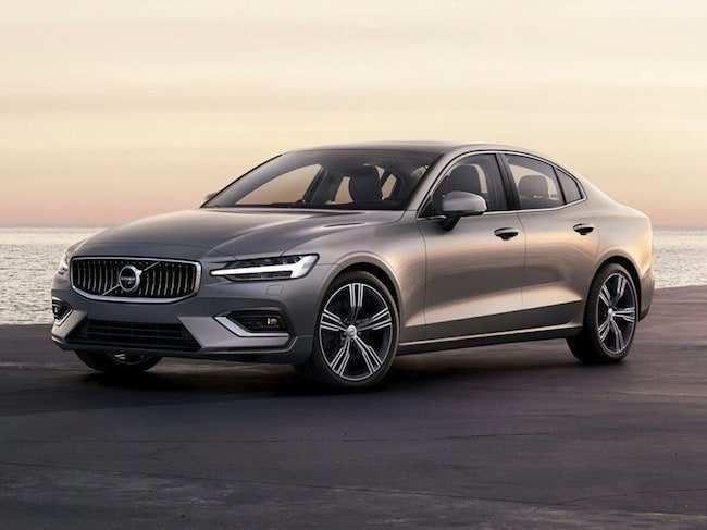 46 A 2019 Volvo Sedan Ratings