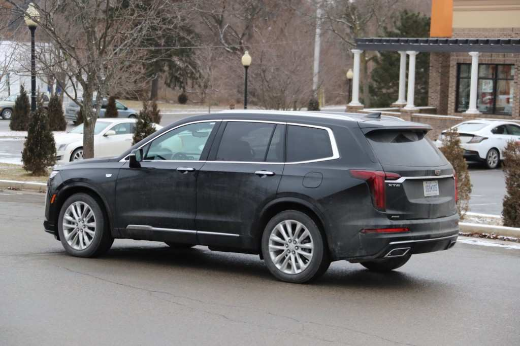 46 A 2020 Cadillac Xt6 Gas Mileage Overview