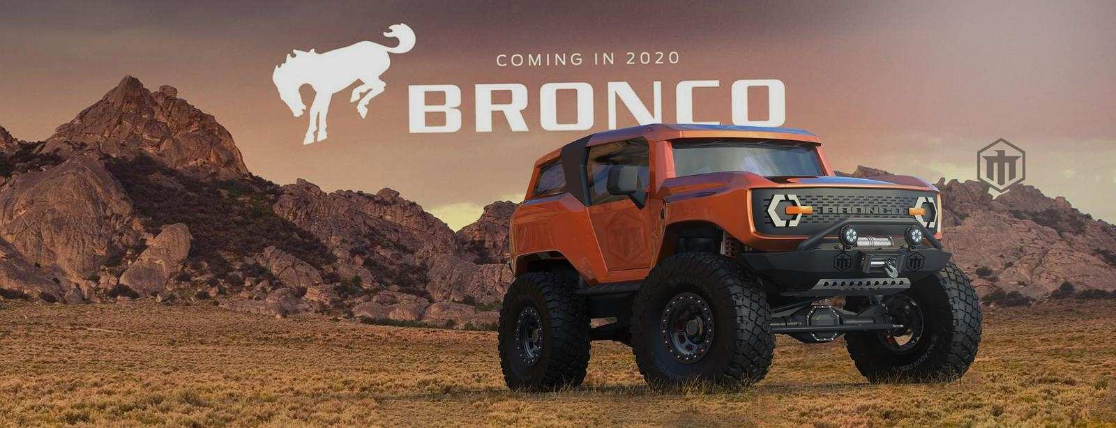 46 A 2020 Ford Bronco Wallpaper Price