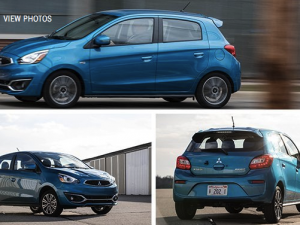 46 A 2020 Mitsubishi Mirage Hatchback Prices