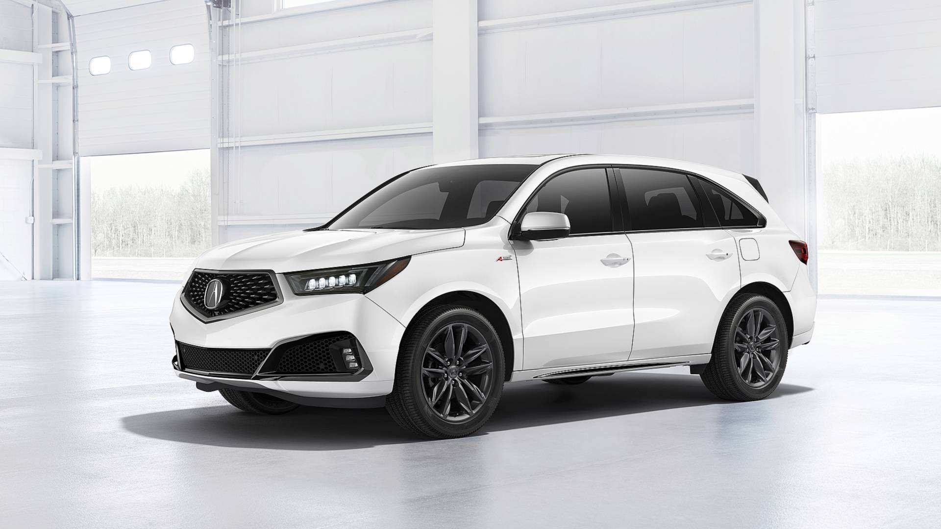 46 A Acura Mdx 2020 Spy Shots Redesign And Concept