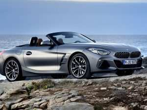 46 A BMW Z4 2020 Engine Redesign