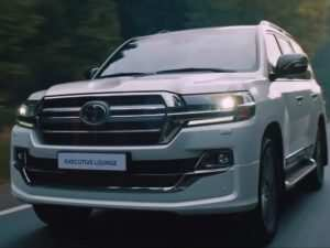 46 A Toyota Land Cruiser Redesign 2020 Ratings