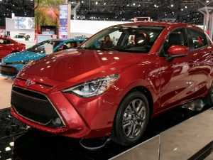 46 A Toyota Yaris 2020 Uk New Model and Performance