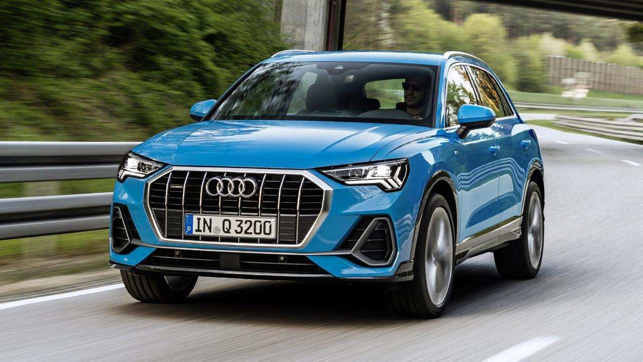 46 All New 2019 Audi Q3 Dimensions Price and Review