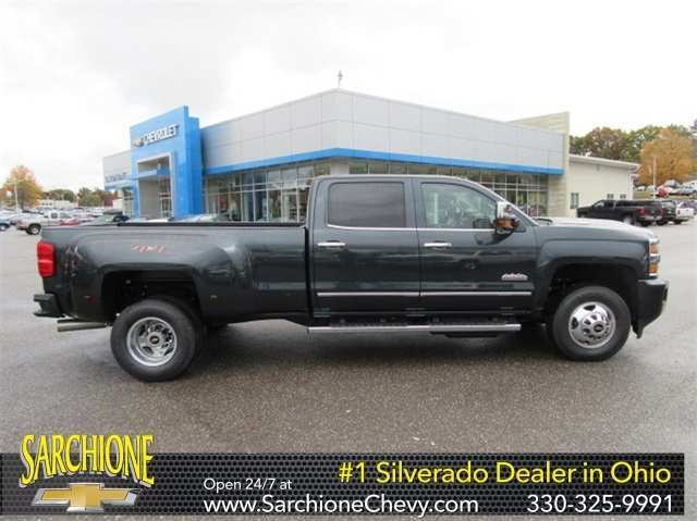 46 All New 2019 Chevrolet 3500 High Country Spesification