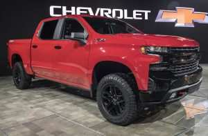 46 All New 2019 Chevrolet Silverado Aluminum Model