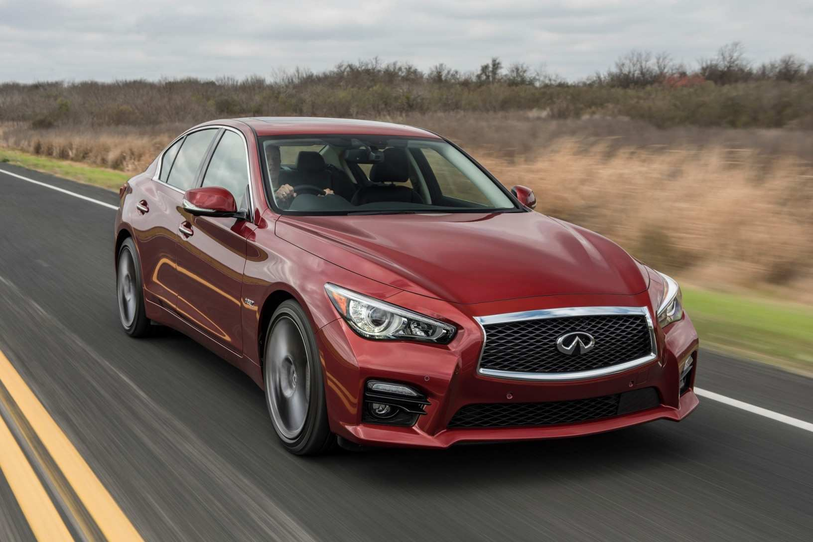 46 All New 2019 Infiniti Q50 Redesign Spesification