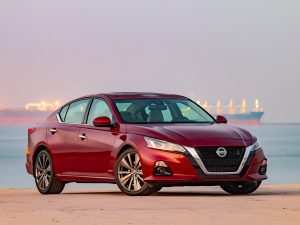46 All New 2019 Nissan Altima News Pictures