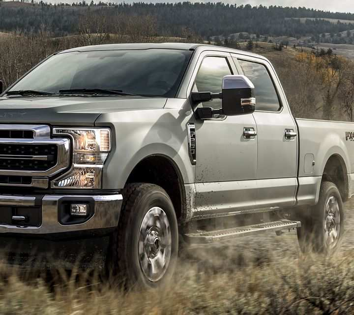 46 All New 2020 Ford Super Duty Youtube New Concept