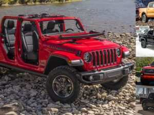 46 All New 2020 Jeep Gladiator Dimensions Wallpaper