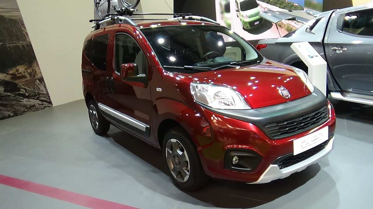 46 All New Fiat Qubo 2020 Photos