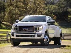 46 All New Ford Powerstroke 2020 Model