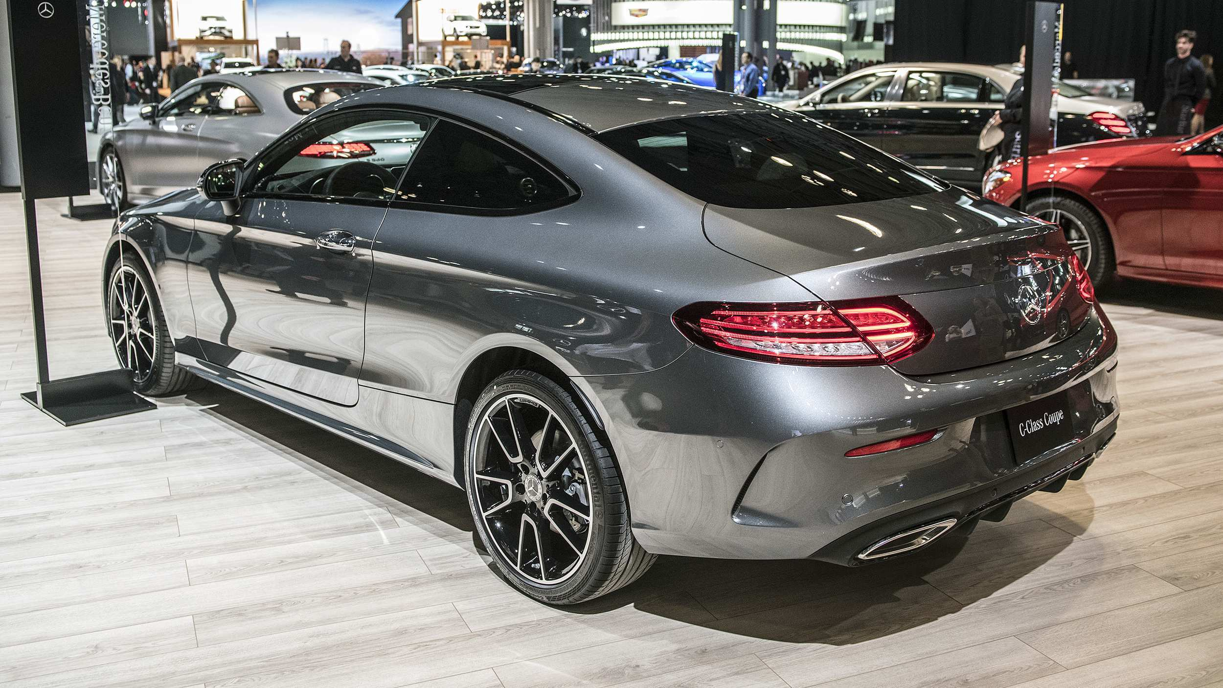 46 All New Mercedes 2019 Coupe Review