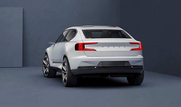 46 All New Volvo 2019 Electric Car Style