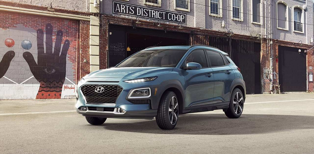 46 All New When Does The 2020 Hyundai Kona Come Out Wallpaper