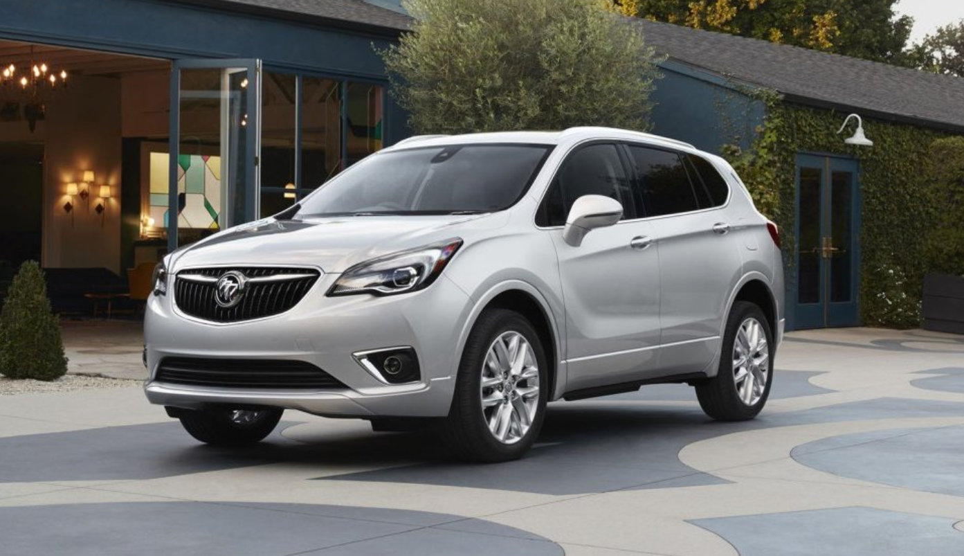 46 Best 2019 Buick Anthem Concept And Review
