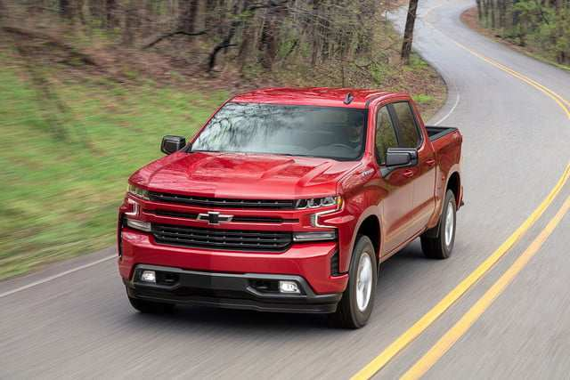 46 Best 2019 Chevrolet Pickup Price Design And Review