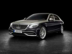 46 Best 2019 Mercedes Maybach S650 Exterior