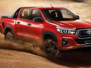 46 Best 2019 Toyota Hilux Facelift Price Design and Review