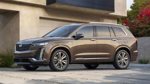 46 Best 2020 Cadillac Xt6 Release Date Price and Review