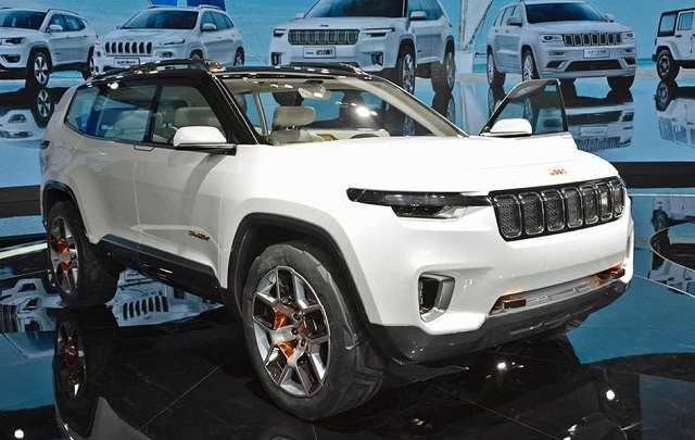 46 Best 2020 Jeep Yuntu Pictures