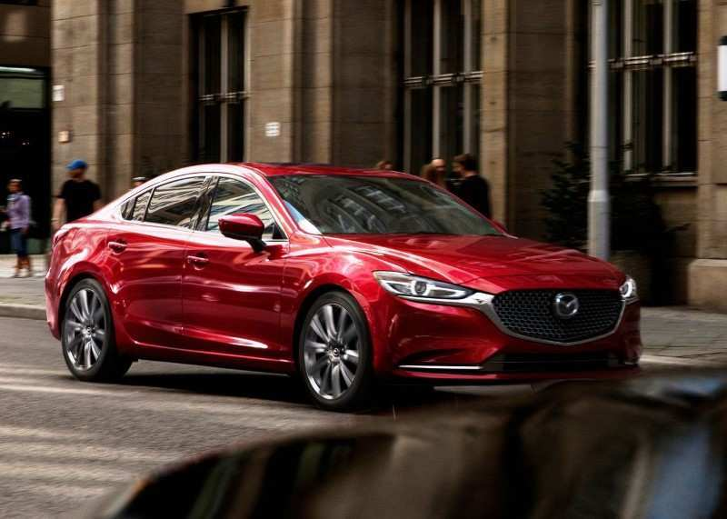 46 Best 2020 Mazda 6 Redesign Rumors