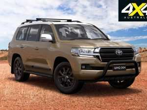 46 Best 2020 Toyota Land Cruiser 200 Specs and Review