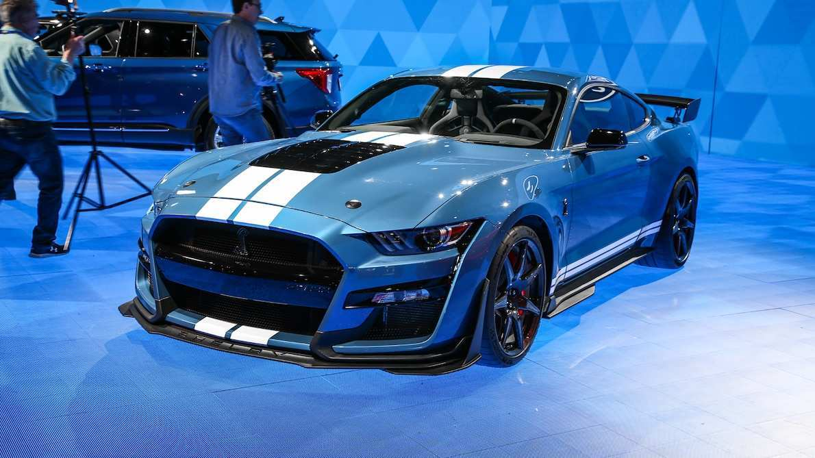 46 Best Price Of 2020 Ford Mustang Gt500 Specs And Review
