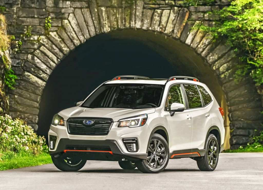 46 Best The 2019 Subaru Forester Price