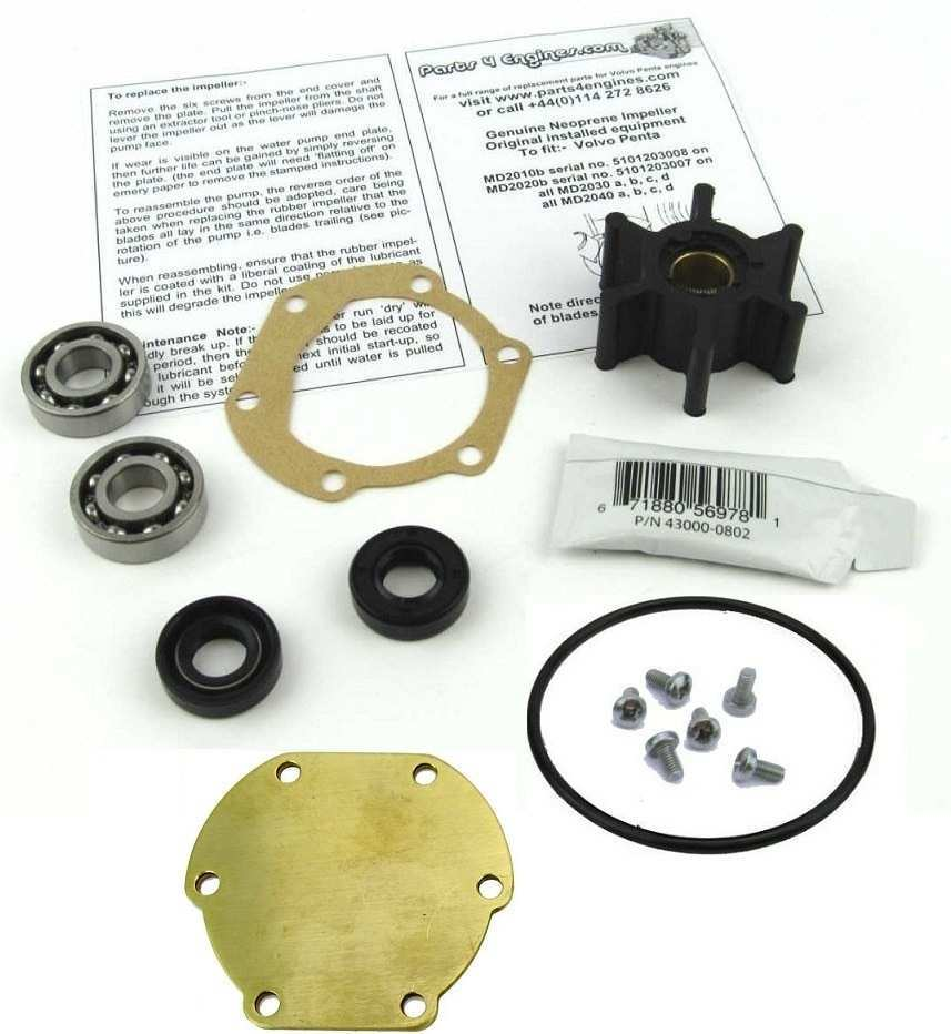 46 Best Volvo Md2020 Service Kit Performance And New Engine