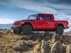 46 New 2019 Jeep Truck Interior Review