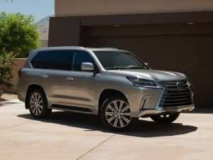 46 New 2019 Toyota Lexus Concept and Review