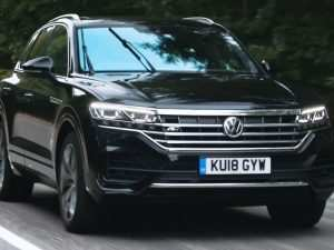 46 New 2019 Volkswagen Touareg Price Design and Review