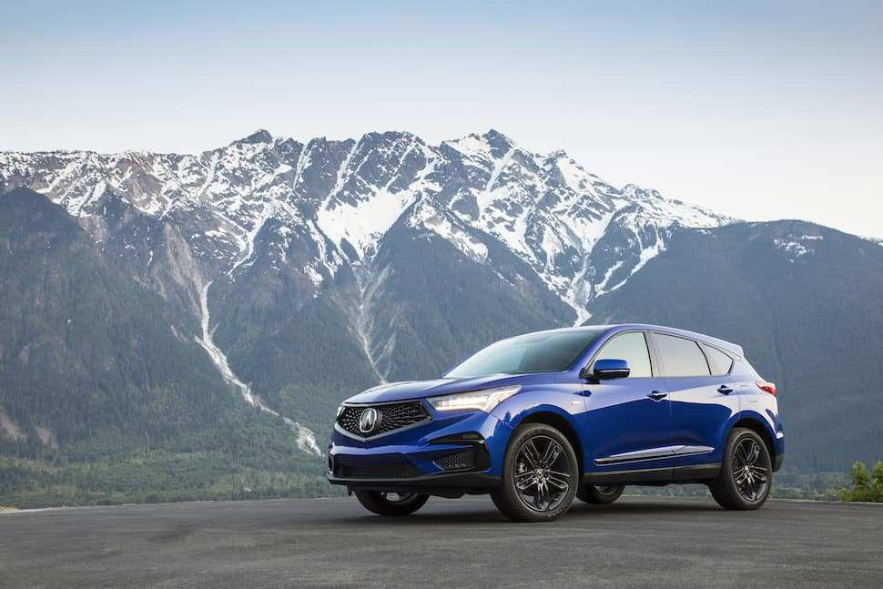 46 New 2020 Acura Rdx Aspec Price