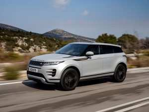 46 New 2020 Land Rover Range Rover Price Design and Review