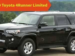 46 New 2020 Toyota 4Runner Research New