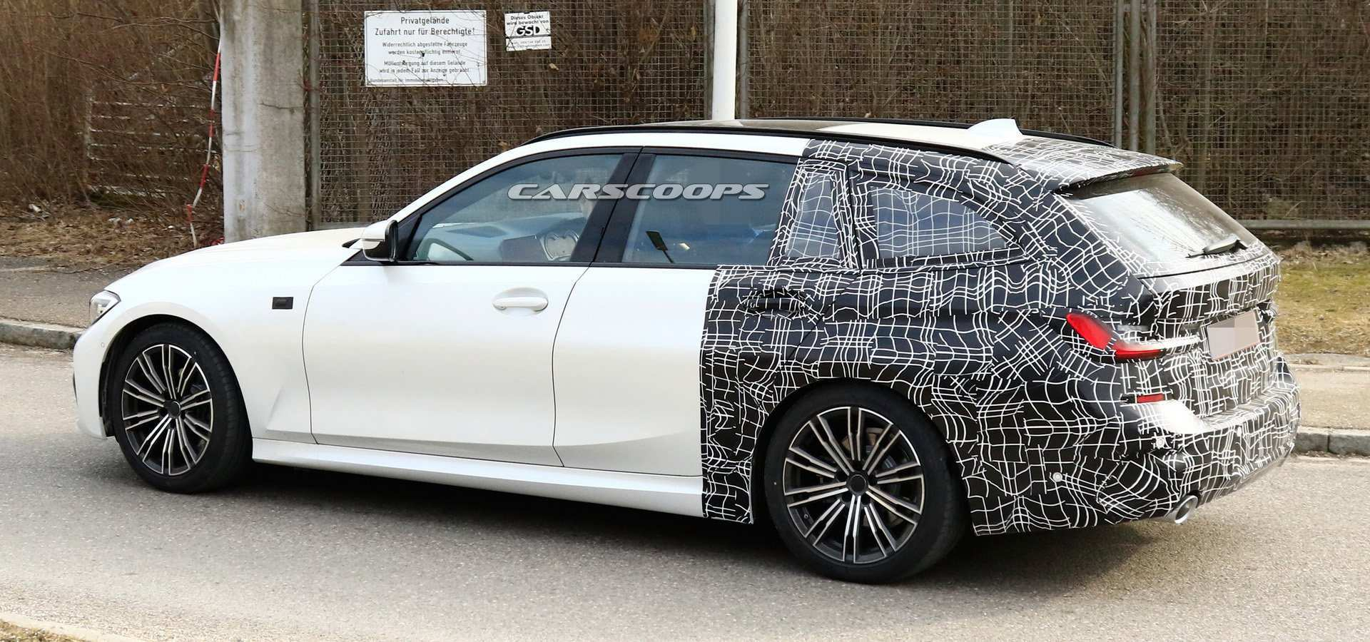 46 New New BMW 3 Series Touring 2020 Review