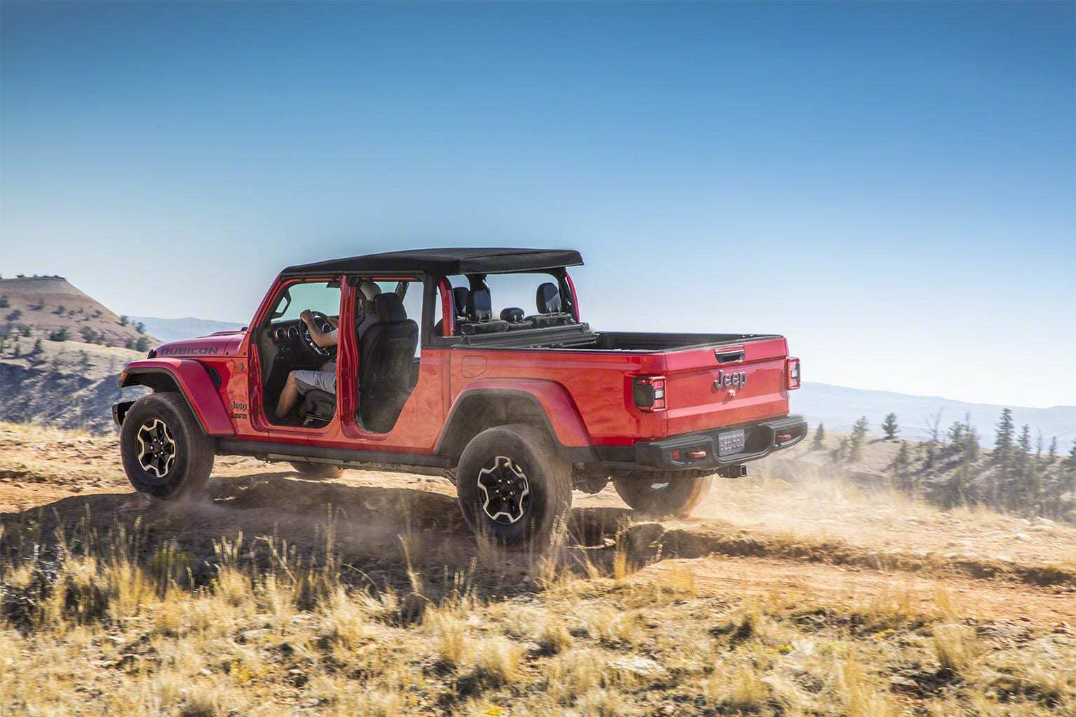46 New New Jeep Truck 2020 Wallpaper