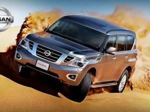 46 New New Nissan Patrol 2019 Spy Shoot