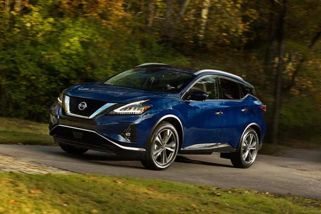 46 New Nissan Murano 2020 Model Redesign And Concept