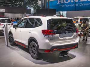 46 New Subaru Redesign 2019 Ratings