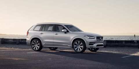 46 New Volvo V90 Model Year 2020 Redesign And Review