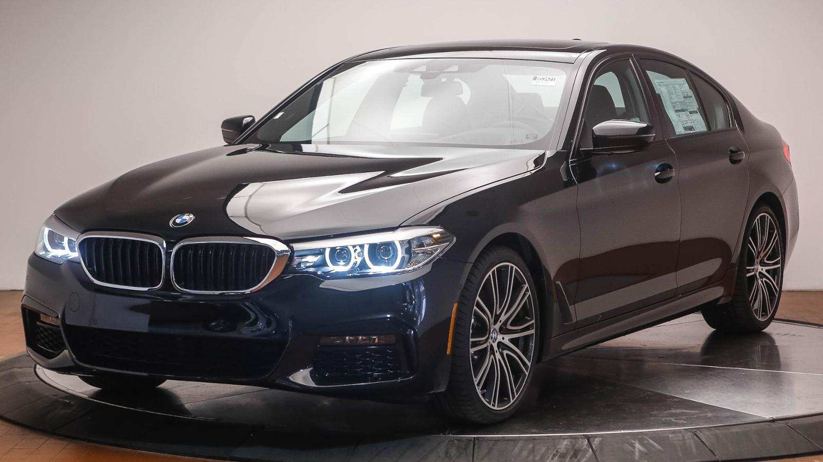 46 The 2019 Bmw 540I Pictures