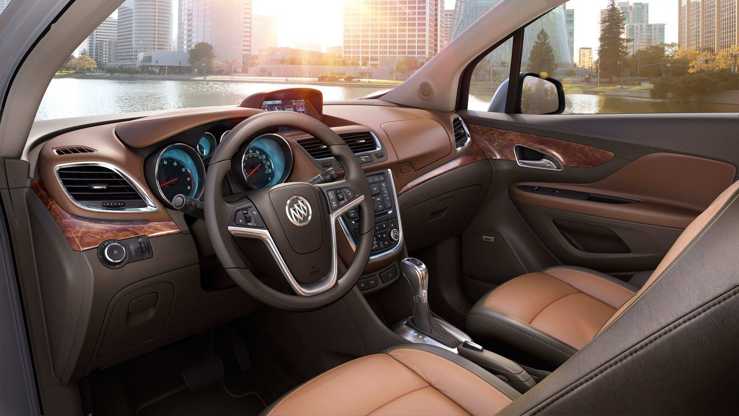 46 The 2019 Buick Anthem Configurations