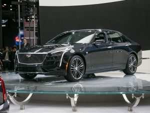 46 The 2019 Cadillac Sedan Release Date and Concept