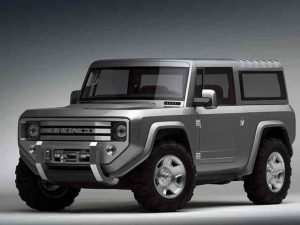 46 The 2019 Ford Bronco Price New Concept