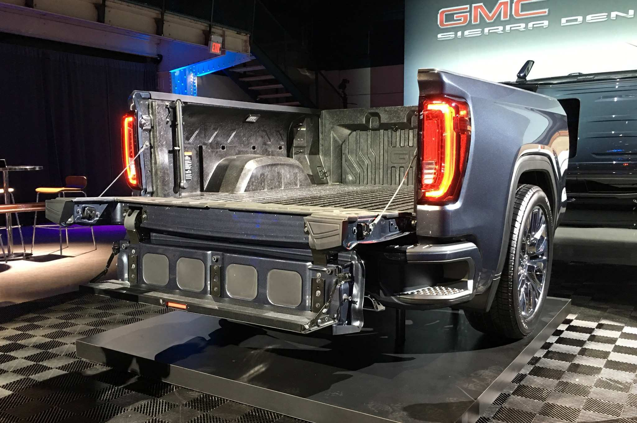 46 The 2019 Gmc Features Interior
